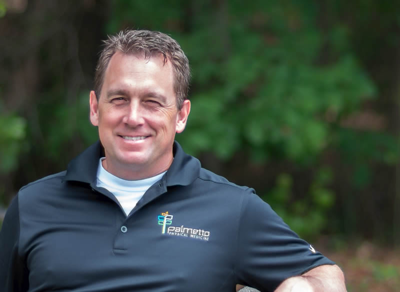 Anderson chiropractors - Troy Martin
