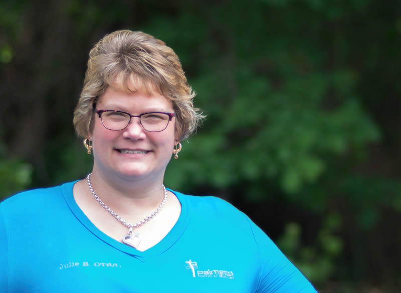 Anderson Physical Rehabilitation - Julie Brown